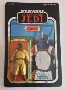 Kenner Klaatu Skiff Guard