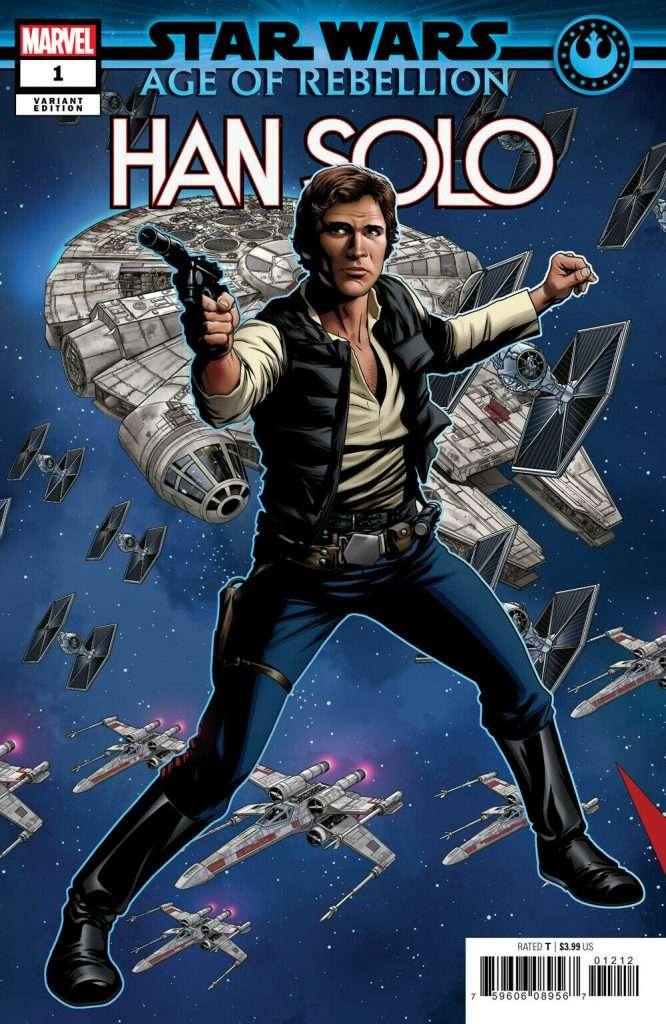 Age of Rebellion Han Solo #1