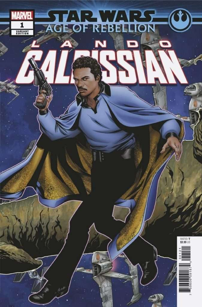 Age of Rebellion Lando Calrissian puzzle variant