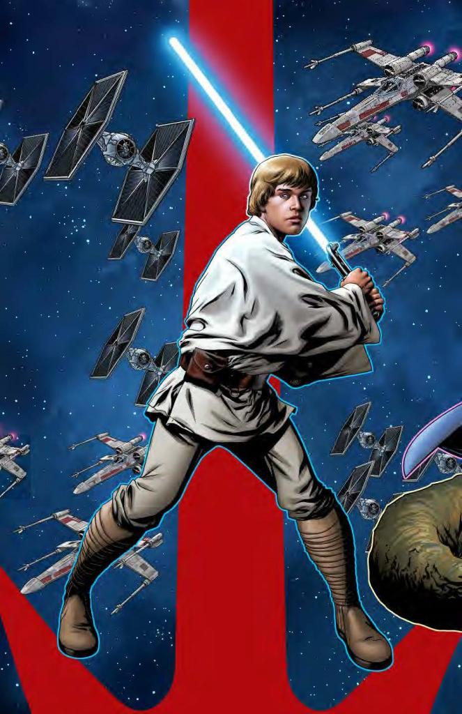 Age of Rebellion Luke Skywalker puzzle variant