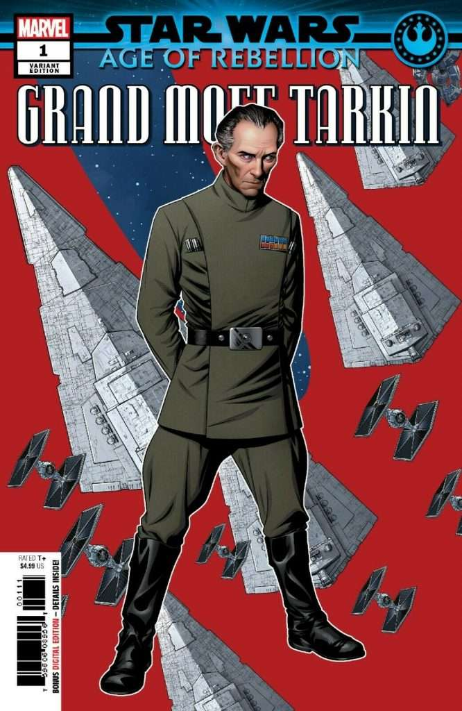 Age of Rebellion Grand Moff Tarkin puzzle variant