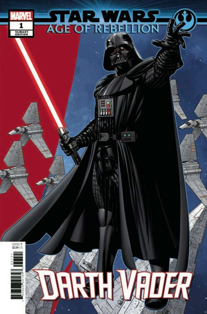 Age of rebellion Darth Vader puzzle variant
