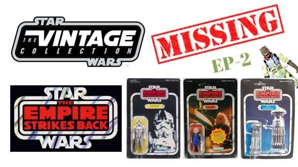 Missing Vintage Collection figures episode 2
