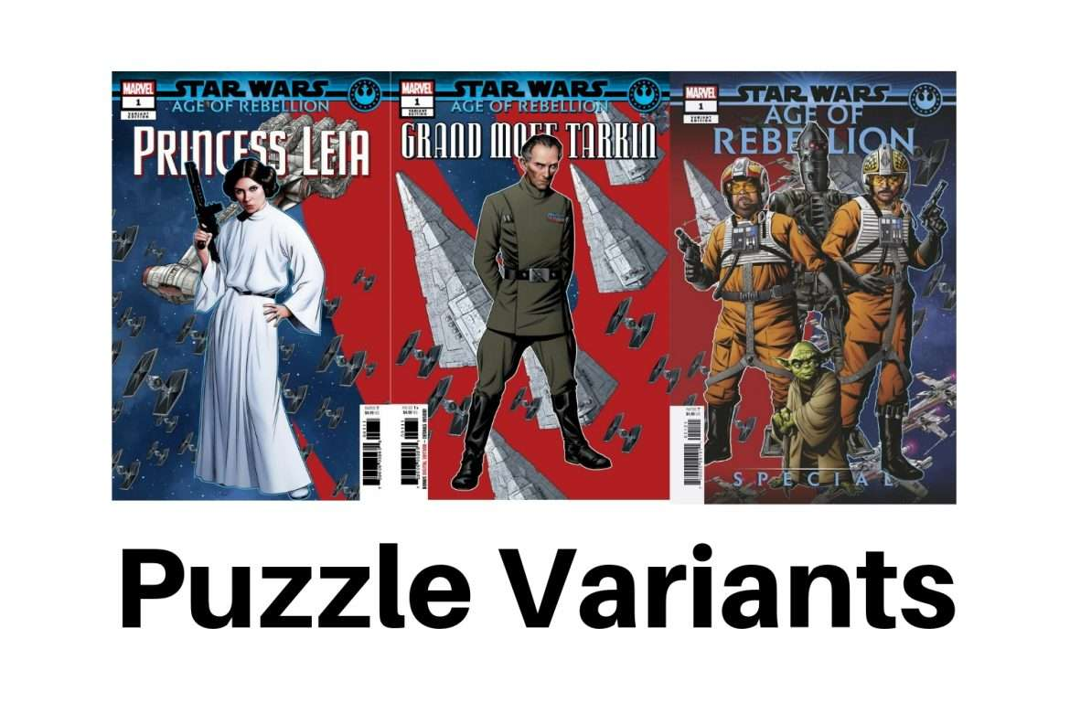 Age of Rebellion Puzzle Variants
