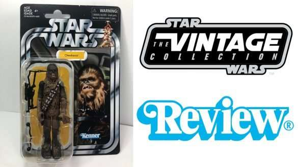 Star Wars Vintage Collection Chewbacca VC141