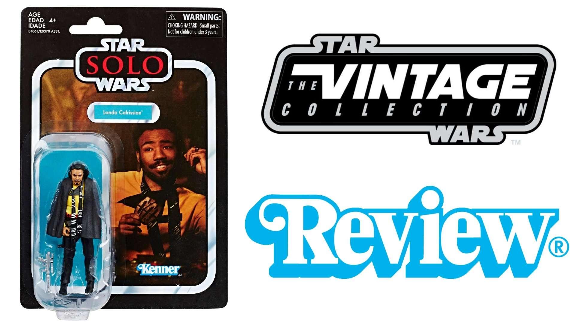Vintage Collection Lando Calrissian VC139