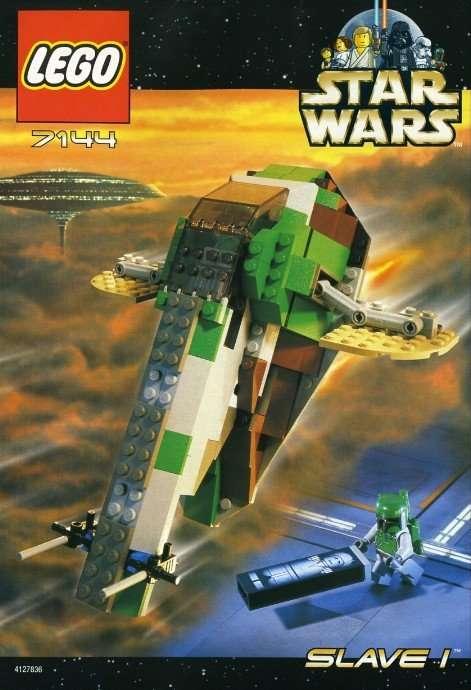 LEGO Star Wars Slave I 7144