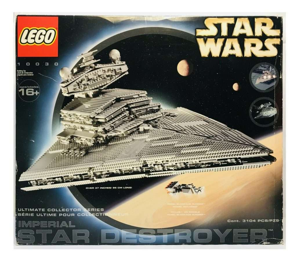10030 Imperial Star Destroyer
