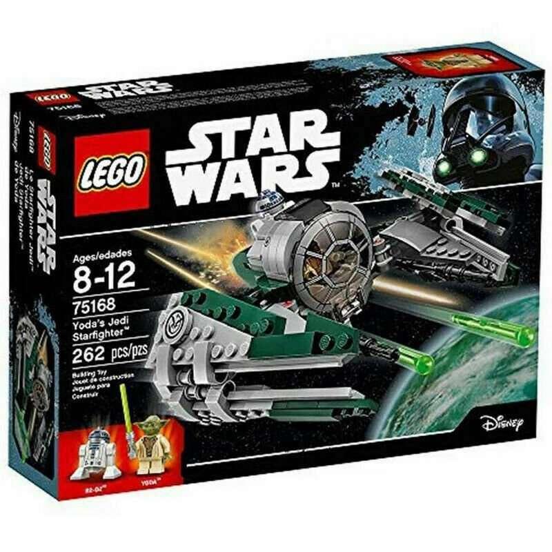 75168 Yoda's Jedi Starfighter