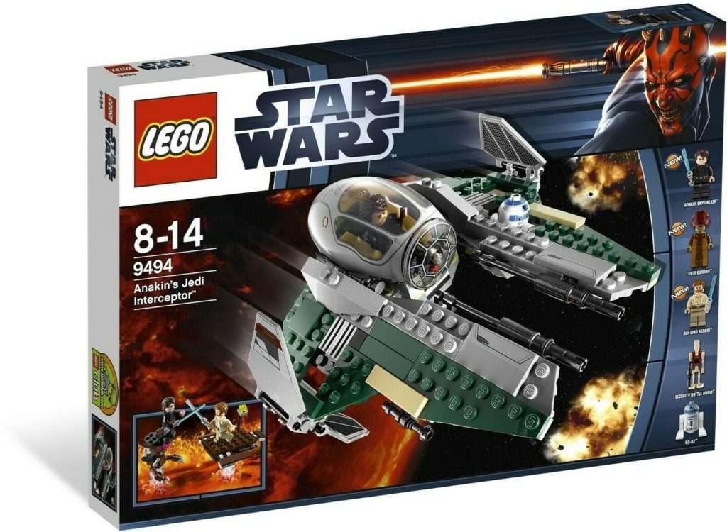 9494: Anakin's Jedi Interceptor