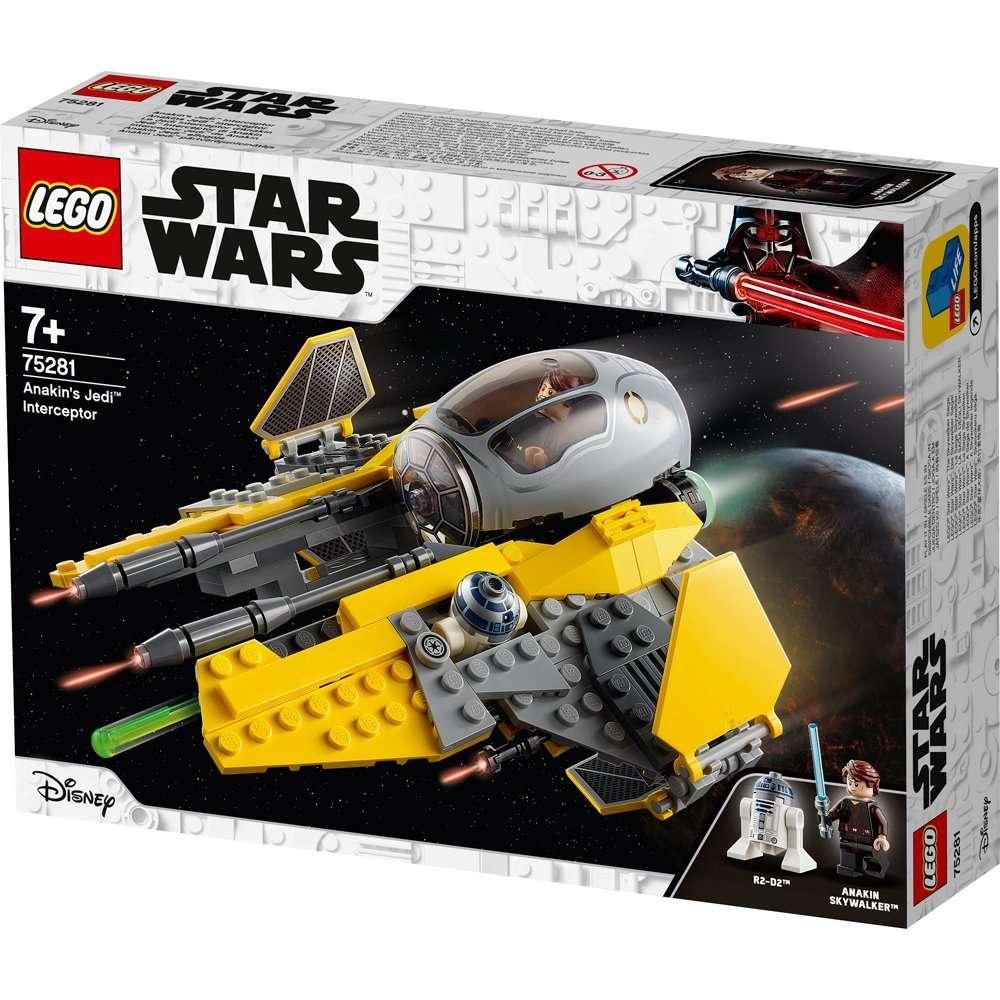 75281: Anakin's Jedi Interceptor