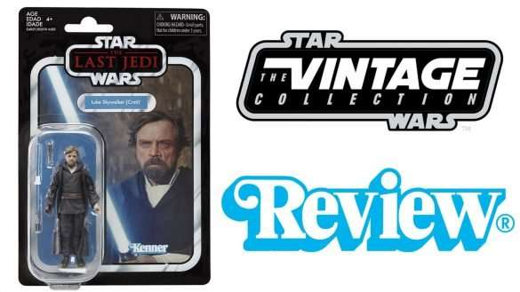 Vintage Collection Luke Skywalker (Crait)