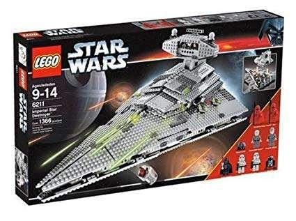 6211 LEGO Imperial Star Destroyer