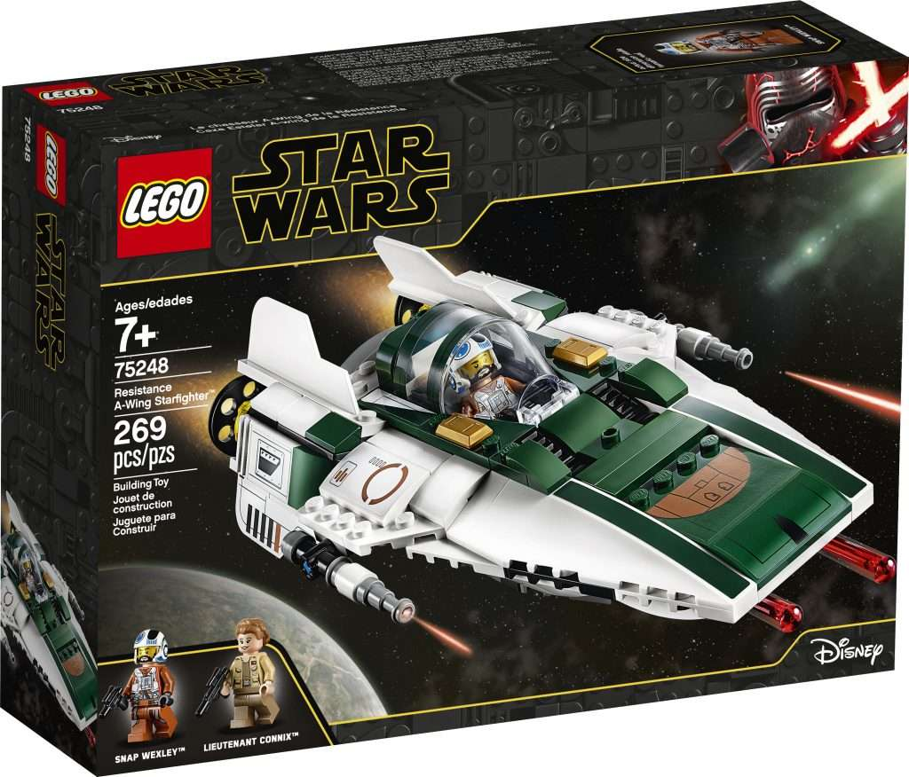 Resistance A-Wing 75248