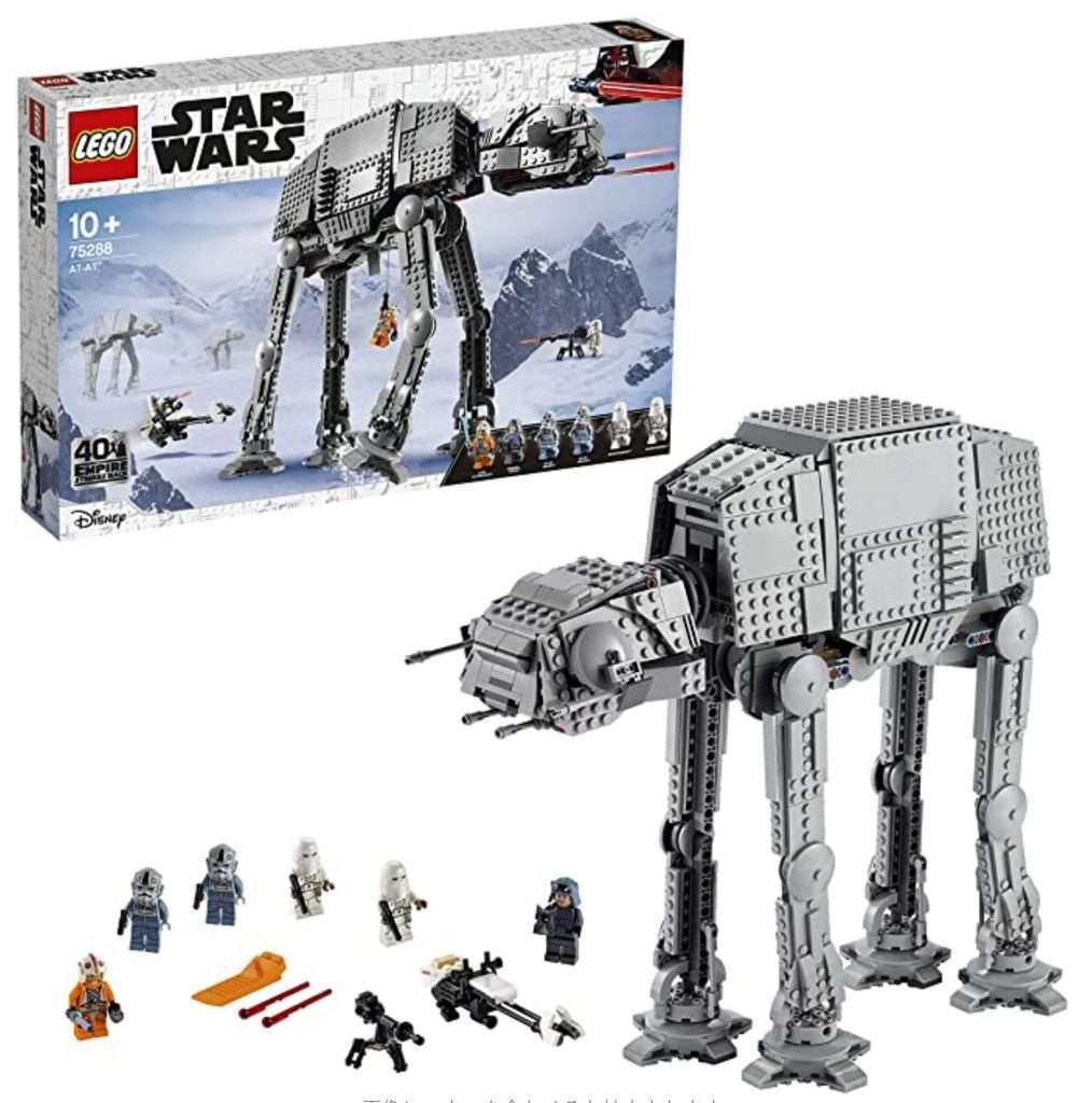 LEGO Star Wars 75288 AT-AT Walker