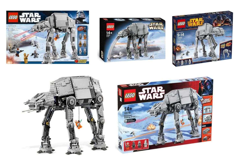 Best LEGO Star Wars AT-AT Walker sets