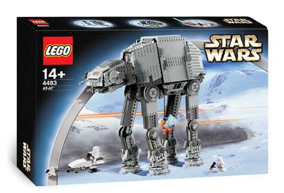 4483 Star Wars AT-AT