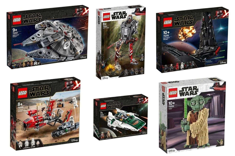 LEGO Star Wars October 2019 sets