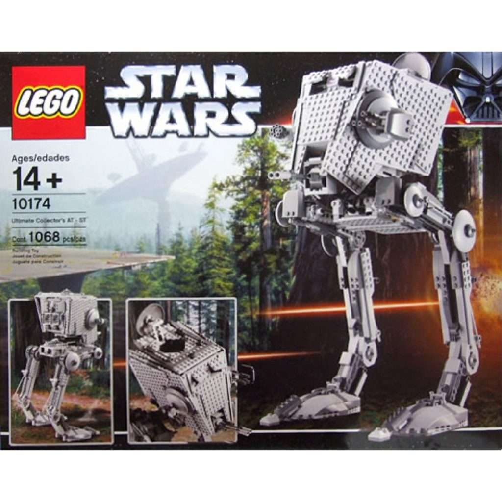 LEGO Star Wars UCS AT-ST 10174
