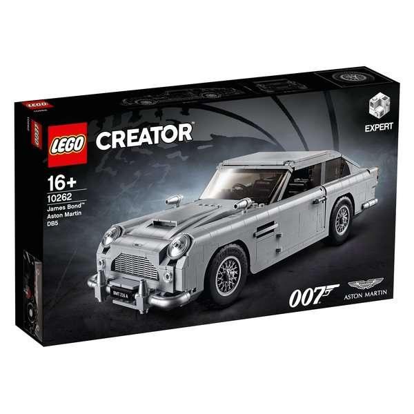 LEGO Creator Expert 007 Aston Martin DB5