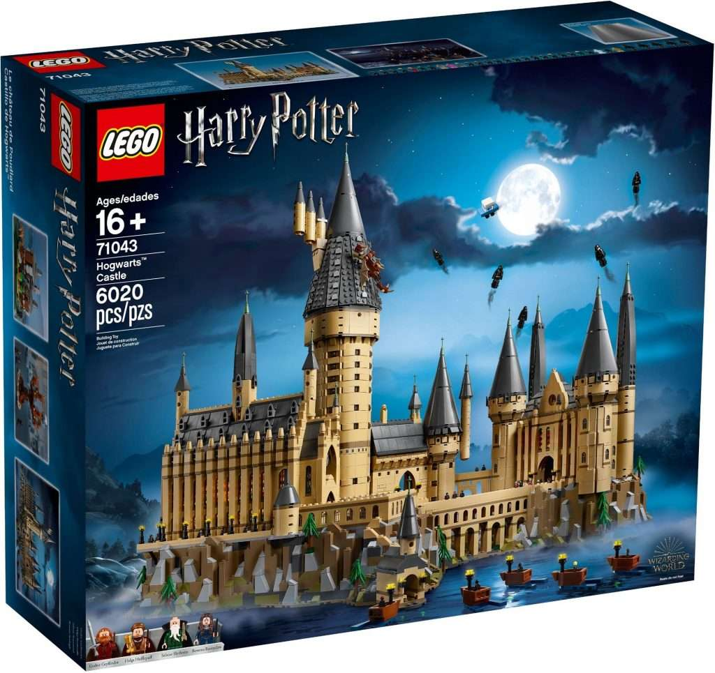 71043 LEGO Harry Potter Hogwarts Castle