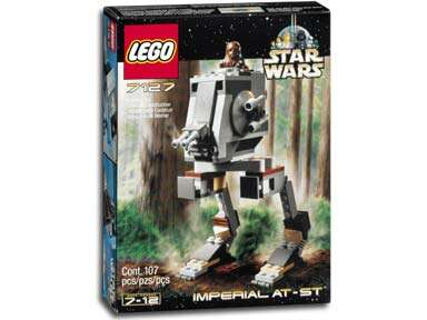 LEGO Star Wars 7127 AT-ST