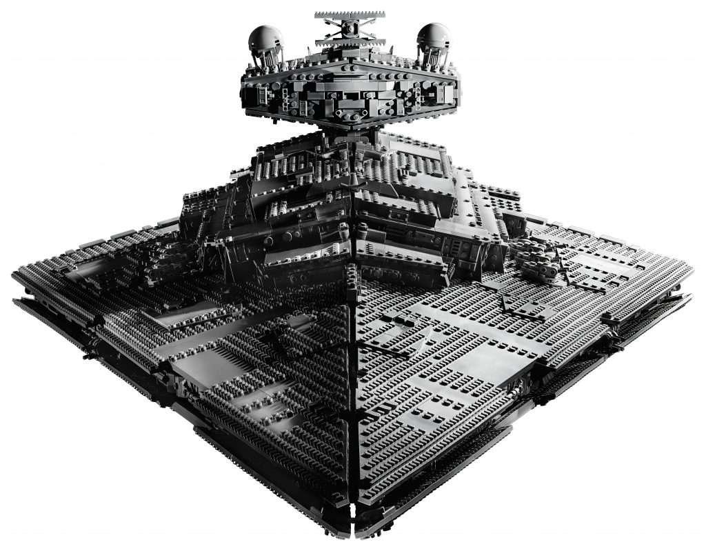 LEGO Star Wars UCS Star Destroyer 75252