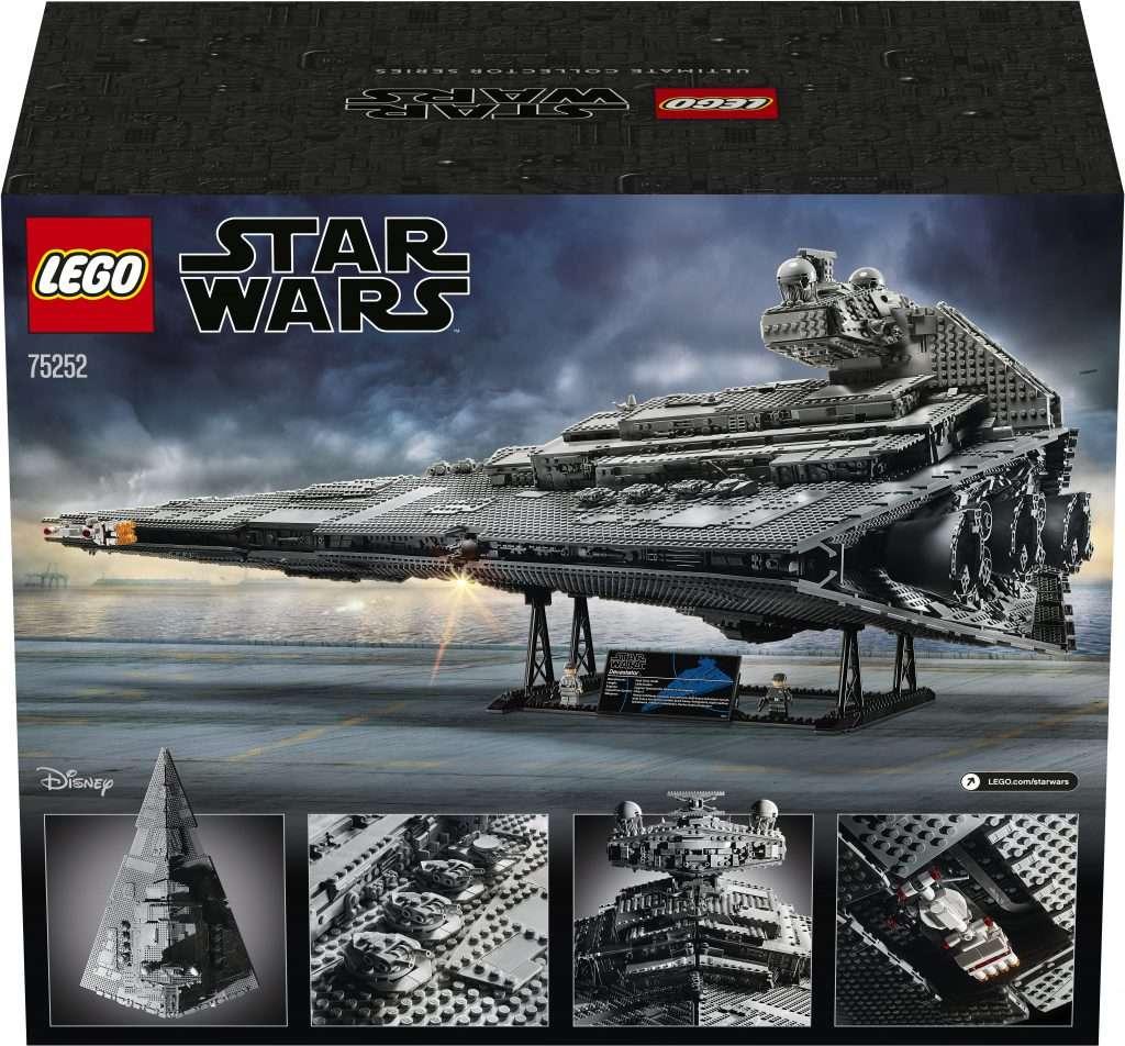 75252 UCS Star Destroyer box back