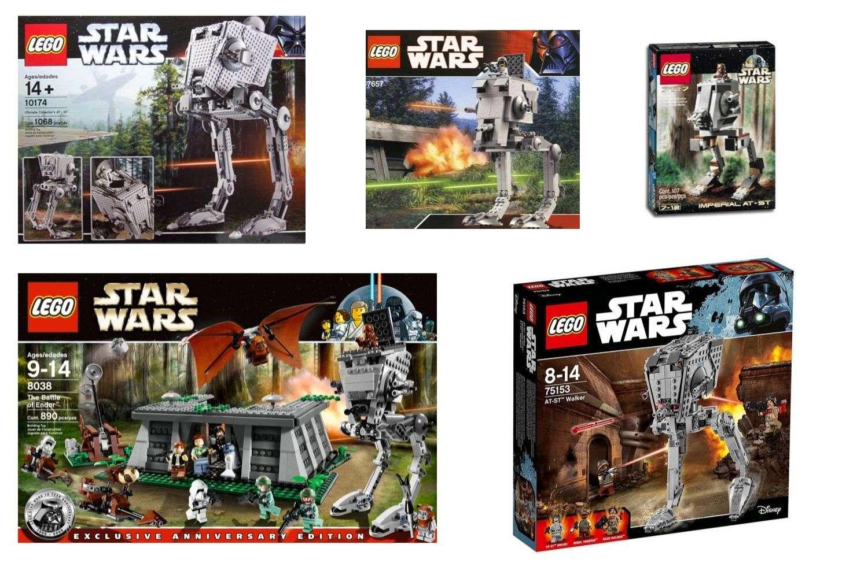 Best LEGO Star Wars AT-ST Sets