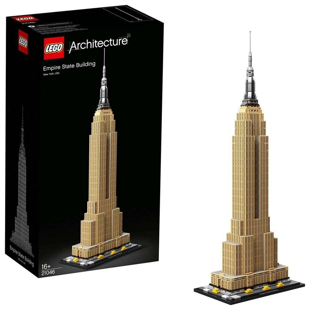 LEGO 21406 Empire State Building