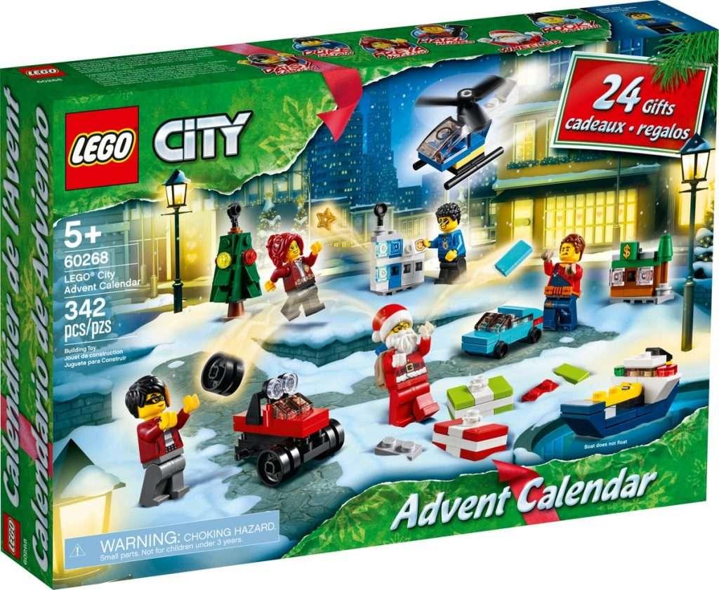 60268 LEGO City Advent Calendar