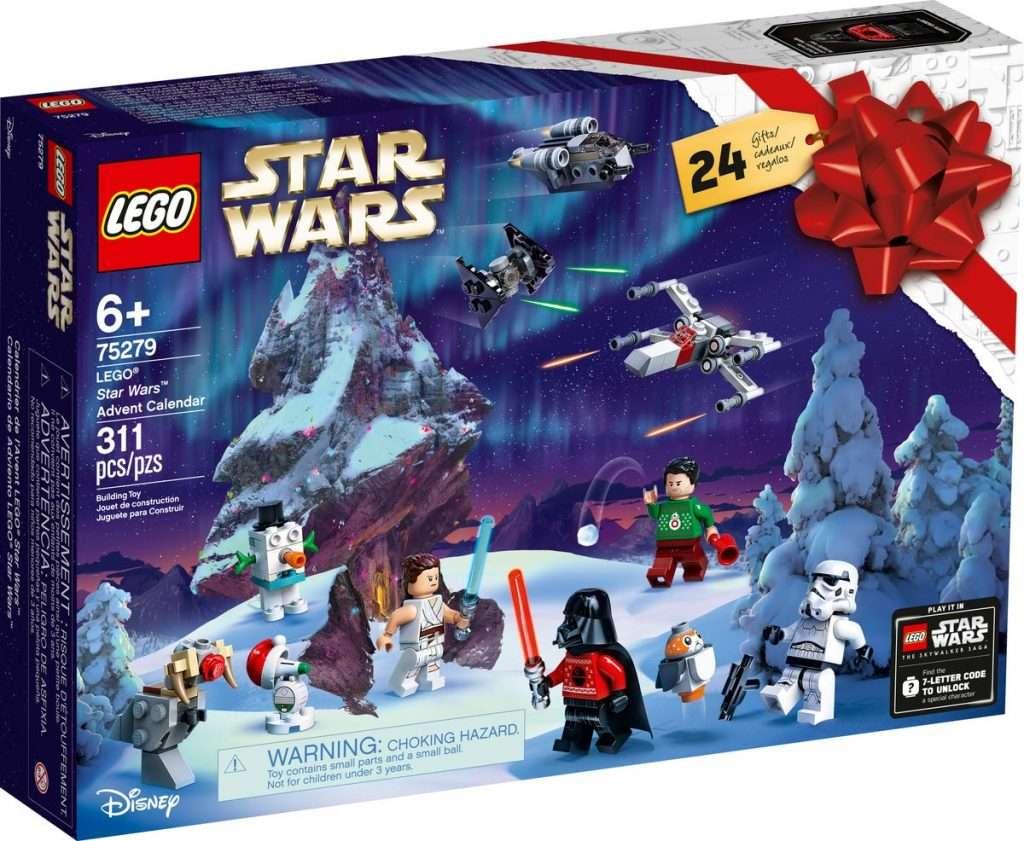 75279 Lego Star Wars Advent Calendar
