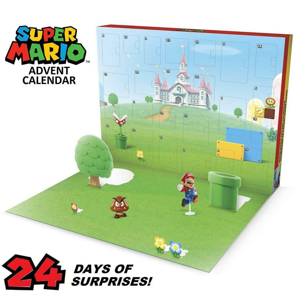 Nintendo Super Mario Advent Calendar