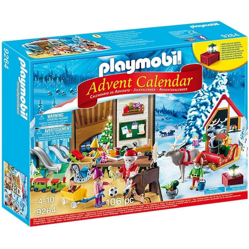 Playmobil Advent Calendar – Santa's Workshop