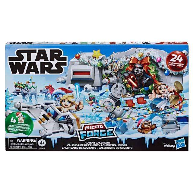 Calendrier Avent Lego Star Wars 2019.The Best Toy Advent Calendars For Kids 2019 Bossk S Bounty
