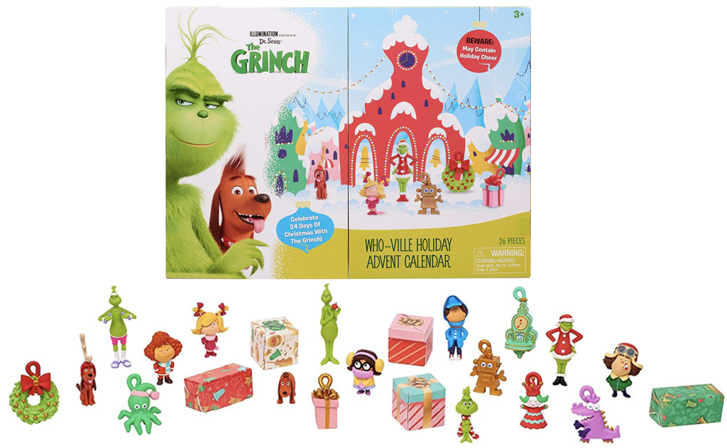 The Grinch Advent Calendar