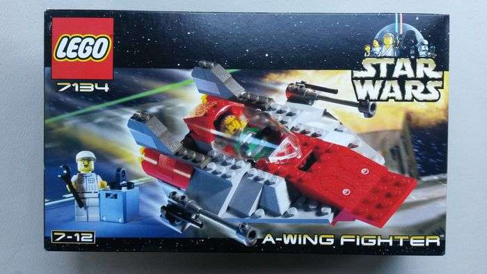 7134 A-Wing Starfighter