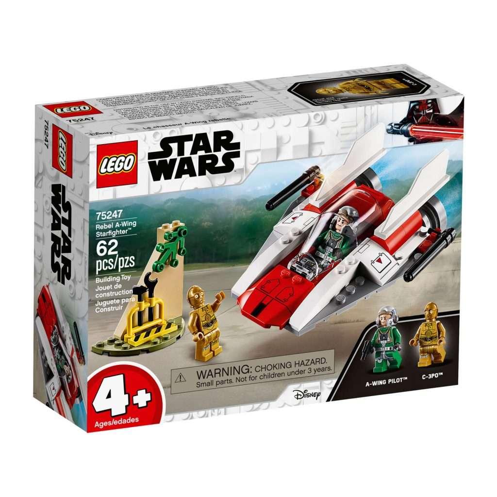 75427 Rebel A-Wing Starfighter