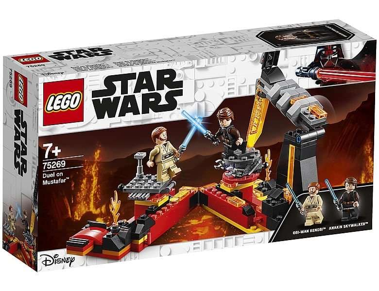 LEGO Star Wars Dual on Mustafar 75269