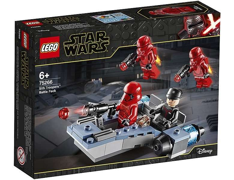 LEGO Star Wars Sith Trooper Battle Pack 75266