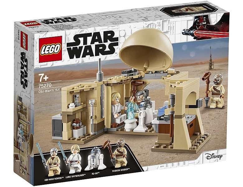 LEGO Star Wars Obi Wan's Hut 75270