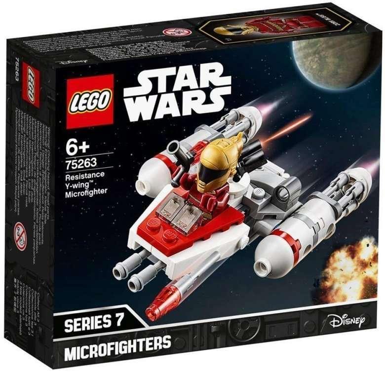 Lego Star Wars Resistance Y-Wing 75263
