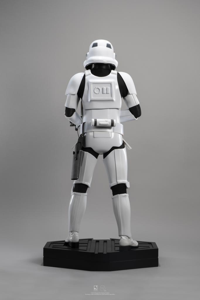 PureArts Stormtrooper 1/3 scale statue