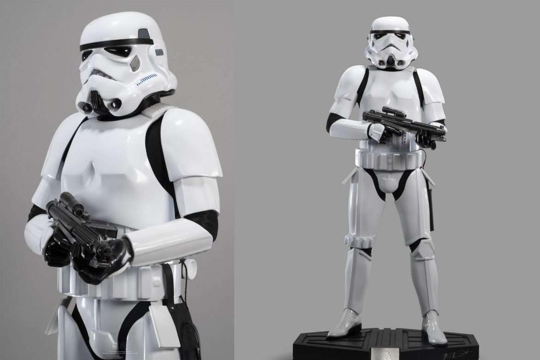 PureArts Original Stormtrooper Statue