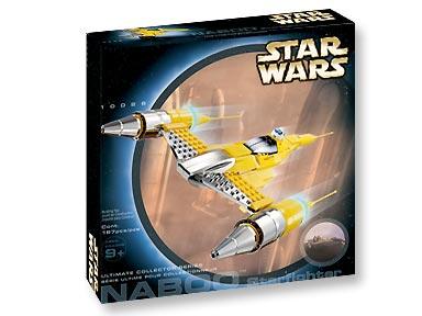 10026 UCS Naboo Starfighter
