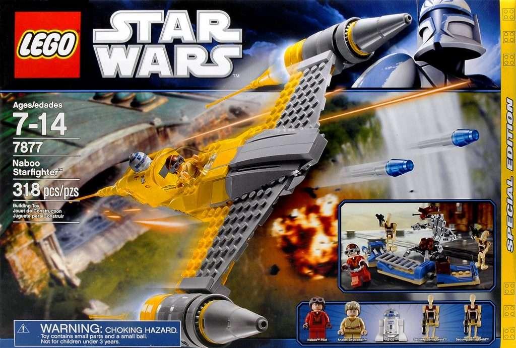 7877 Naboo Starfighter