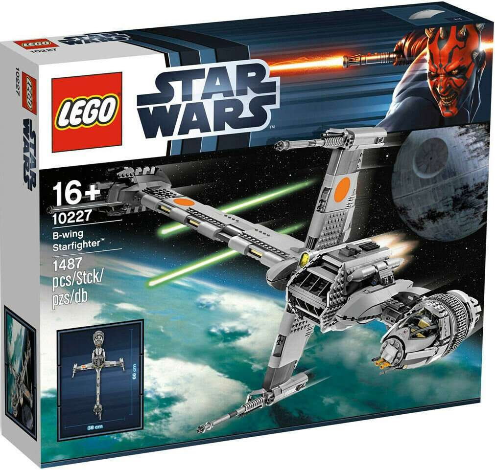 10227 UCS B-Wing Starfighter