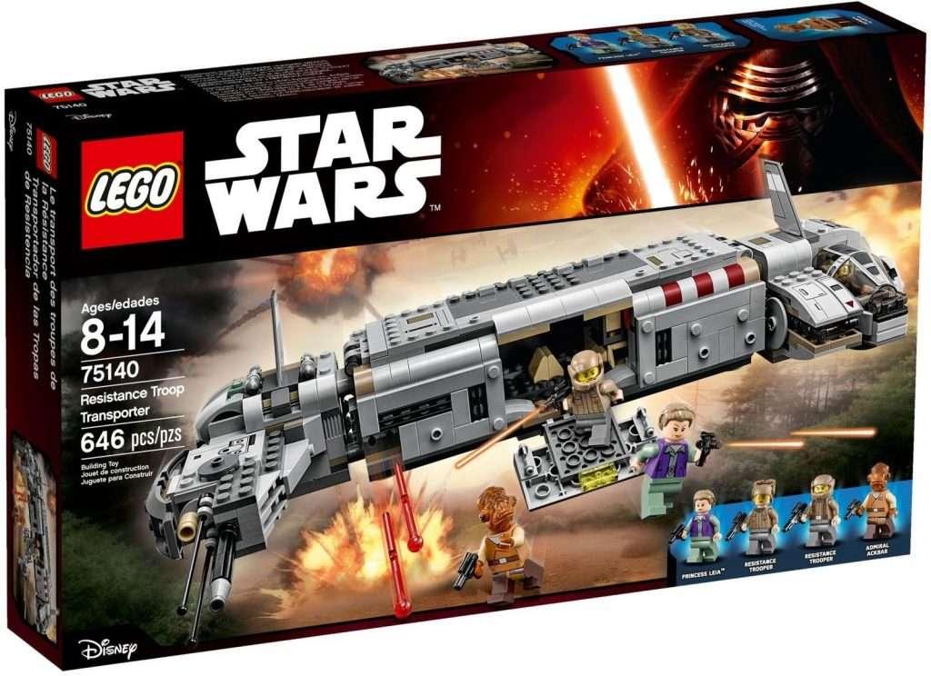 75140 Resistance Troop Transport