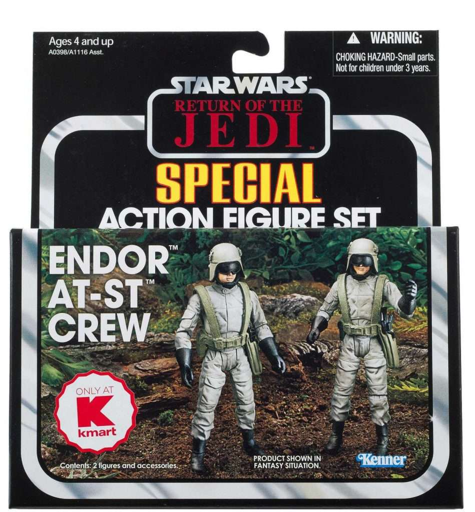 Vintage Collection AT-ST Crew 2 pack