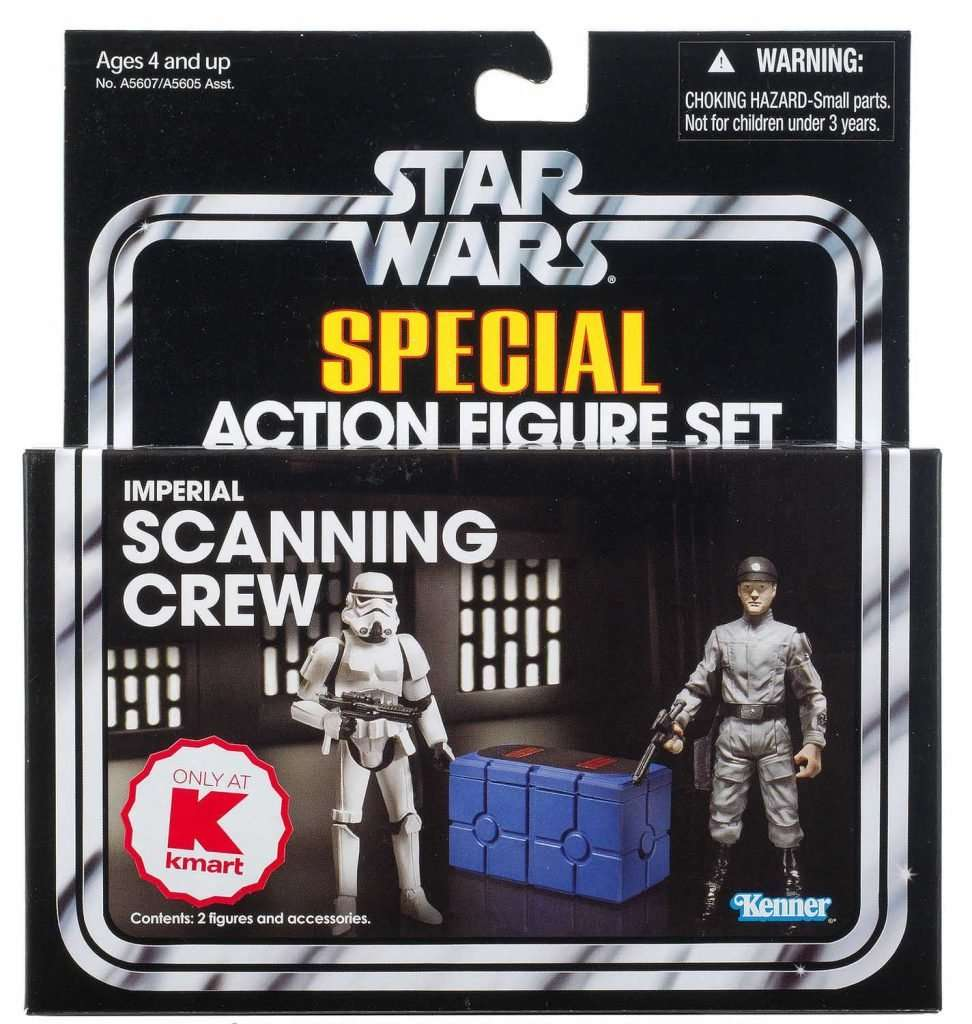 Vintage Collection Imperial Scanning Crew 2 pack